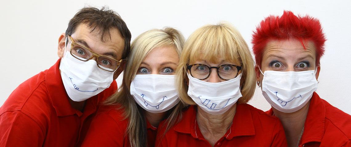 Zahnarztpraxis Jendrek in Jena - Unser Team für Ihre Zähne.
