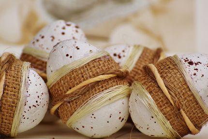 Ostern in der Praxis Jendrek Eier verstecken in Jena / Winzerla.